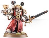 "Миниатюра ""Warhammer 40.000. Blood Angels Sanguinary Priest"" (41-14)"