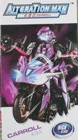 "Робот-трансформер ""Мотоцикл. Carroll"""