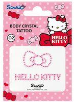 """Стразы для тела """"Hello Kitty"""" (тон: 02)"""