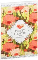 """Тетрадь общая в клетку """"Pretty Flowers"""" (А4; 80 листов; в ассортименте)"""