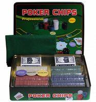 "Набор для покера ""Holdem Light"" (500 фишек; арт. hl500b)"