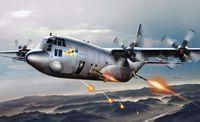 """Сборная модель """"Самолет AC-130H """"Spectre"""" (масштаб: 1/72)"""