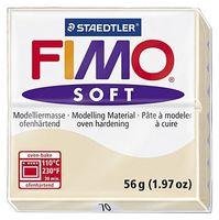 "Глина полимерная ""FIMO Soft"" (сахара; 56 г)"