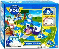 """Паркинг """"Robocar Poli. Городской патруль"""" (арт. XZ-192)"""