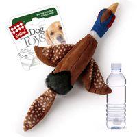 """Игрушка для собак """"Птица"""" с пластиковой бутылкой (57 см)"""