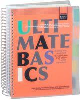 "Блокнот в клетку на спирали ""Ultimate Basics"" (А4; 150 листов)"