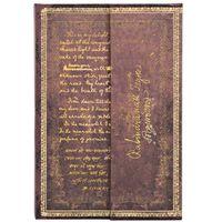 """Записная книжка в линейку Paperblanks """"Тагор. Гитанджали"""" (100х140 мм; мини)"""