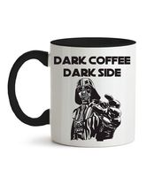 "Кружка ""Dark Coffee"" (322)"