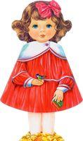 Полина. Кукла-книжка