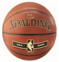 "Мяч баскетбольный Spalding 76-014Z ""Gold Series NBA I/O"" №7"