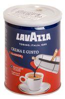 "Кофе молотый ""Lavazza. Crema e Gusto"" (250 г; в банке)"
