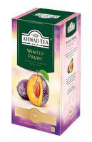 """Чай черный """"Ahmad Tea. Зимний чернослив"""" (25 пакетиков; саше)"""