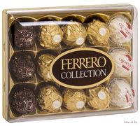 "Набор конфет ""Ferrero Collection"" (172 г)"