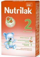 """Сухая молочная смесь """"Nutrilak 2"""" (350 г)"""
