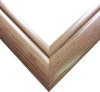 Рамка деревянная для картины по номерам (40х50 см; береза)