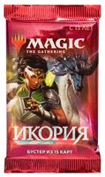 "Бустер ""Magic the Gathering. Икория. Логово Исполинов"" (15 карт)"