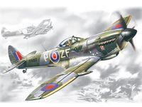 """Британский истребитель ІІ Мировой войны """"Спитфайр Mk. XVI"""" (масштаб: 1/48)"""