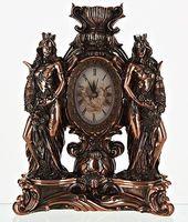 """Часы в пластмассовом корпусе """"Девушки"""" (21х26 см; арт. 4720045)"""