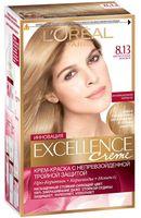 """Крем-краска для волос """"Excellence"""" (тон: 8.13, светло-русый бежевый)"""