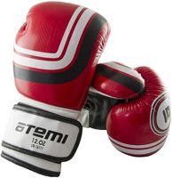 Перчатки боксёрские LTB-16111 (S/M; красные; 6 унций)