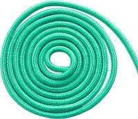 Скакалка для художественной гимнастики (3 м; зелёная)