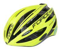 """Шлем велосипедный """"Road Pro"""" (салатовый; р. S-M)"""