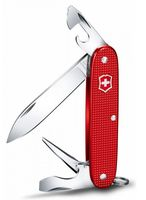 "Нож Victorinox ""Alox Pioneer"" (8 функций; красный)"