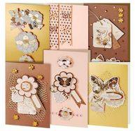 """Набор для изготовления открытки """"Бабочки"""""""
