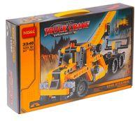 """Конструктор """"Truck Crane. Эвакуатор"""" (267 деталей)"""