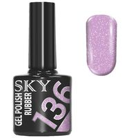 """Гель-лак для ногтей """"Sky"""" тон: 136"""