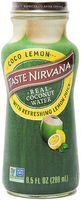 """Вода кокосовая """"Taste Nirvana. С соком лимона"""" (280 мл)"""