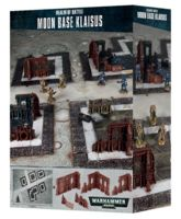 Warhammer 40.000. Realm Of Battle. Moon Base Klaisus (64-37)