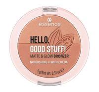 "Бронзер для лица Essence ""Hello, Good Stuff. Matte & Glow"" тон: 20"