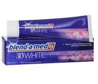 """Зубная паста """"3D White. Бодрящая свежесть"""" (100 мл)"""