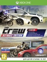 Crew. Ultimate Edition (Xbox One)