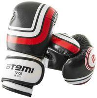 Перчатки боксёрские LTB-16111 (L/XL; чёрные; 10 унций)