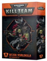 Warhammer 40.000. Kill Team. Orks. Gitzog Wurldkilla (102-33-60)