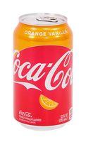 """Напиток газированный """"Coca-Cola. Апельсин и ваниль"""" (355 мл)"""