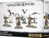 Warhammer Age of Sigmar. Stormcast Eternals. Vanguard-Raptors (96-30)