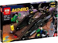 "Конструктор Super Heroe ""Бэттанк: Ридлер и убежище Бэйна"""