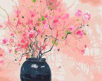 "Картина по номерам ""Запахи весны"" (400х500 мм)"