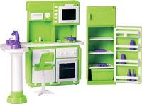 "Набор мебели для кукол ""Кухня"" (арт. С-1339)"