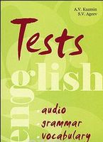 English Tests. Audio, grammar, vocabulary