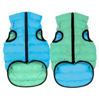 "Куртка ""Lumi"" (27 см; салатово-голубая)"