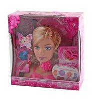 Кукла-манекен для укладки волос и макияжа (с аксессуарами; арт. Д34183)