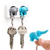 """Брелок-свисток и держатель двойной для ключей """"Elephant"""""""