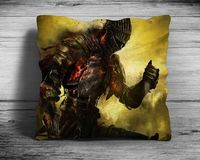 """Подушка """"Dark Souls"""" (арт. 1; 28х28 см)"""