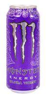 """Напиток газированный """"Monster Energy. Ultra Violet"""" (500 мл)"""