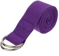 Ремень для йоги (фиолетовый; арт. 3544202)